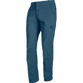 Mammut Alnasca - Pantalones de Trekking Hombre - Azul petróleo